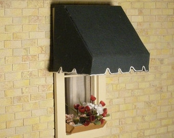 Made -to-order, Dollhouse awnings, Traditional style #2