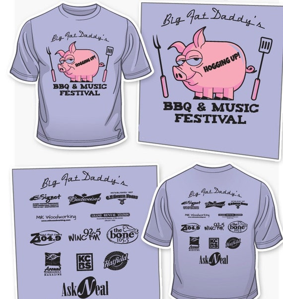 barbecue tshirt