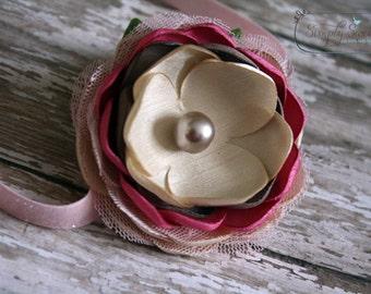 I Heart You - Valentine Headband