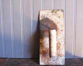 Vintage Rustic Mason Plastering Trowel Industrial Tool