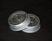 Mason Jar Lids 10ct - for your DIY Crafts - 10 Ball Jar Lids for Regular Mouth Canning Jars