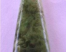 Spinach Jade Cabochon