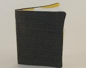 Traveler's Folio - Wool, upcycled