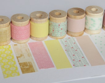 DREAMY Core Kit Washi Tape for Project Life