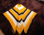 Bumble Bee Blanket