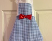 Dorothy (Wizard of Oz) Inspired Apron