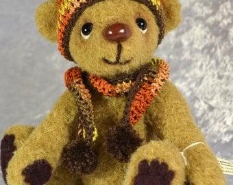 OOAK Handmade Artist Bear