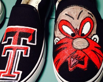 Texas Tech Shoes