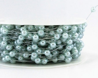 Wired Pearls String, 5 COLORS