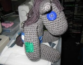 Smarty Pants Doll Large Crochet