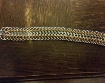 Alligator back Bracelet