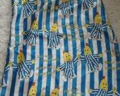 Bananas in Pajamas silky slip dress