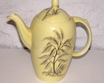 Rare Royal Wilton Grimwades Art Deco Coffee Pot