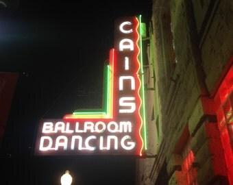 Cain's Ballroom Photograph, Tulsa, Oklahoma Photography