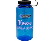 Personalized Decal for Your Nalgene Bottle