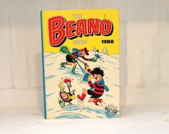 The Beano Book, Comic 1988