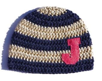 Baby Hat Pattern Crochet Hat Pattern Crochet Pattern Baby Boy Hat Pattern Crochet Baby Boy Pattern Hat Pattern Crochet Baby Personalized