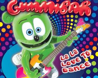 Gummibär Gummy Bear La La Love To Dance CD