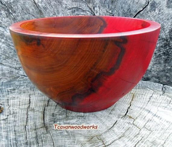 Wood Bowl Wood Bowls For Sale Tcavanwoodworks Woodturning