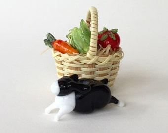 Little bunny's Garden picnic made to order