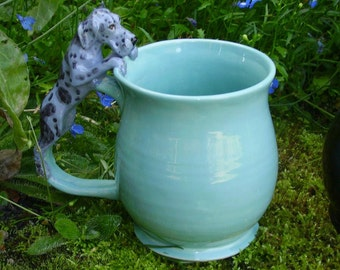 Mug cup of any breed !!! Possible to see Irish Wolfhound/French bulldog/Saluki/Borzoi/Bavarian Mountain Hound