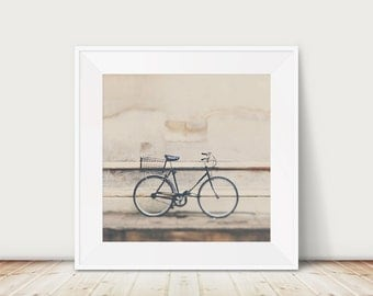 black bicycle photograph Cambridge photograph black bicycle print Cambridge print travel photography hipster style masculine decor