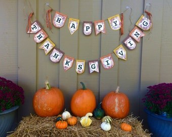 Popular Items For Thanksgiving Garland On Etsy