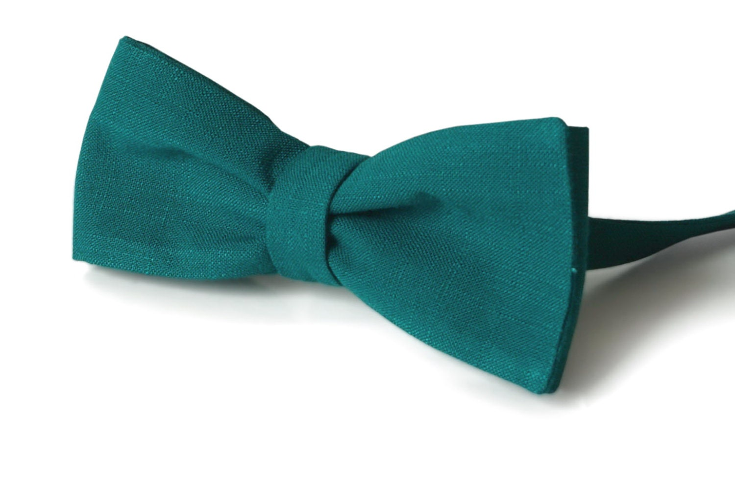 teal bow tie self tie bowtie teal classic bow