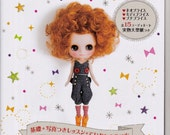 E-Book Blythe Outfit Book Doll Patterns