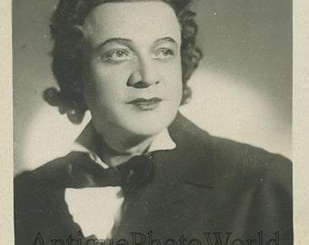 Sergei Lemeshev as Lenski Onegin Russian opera photo