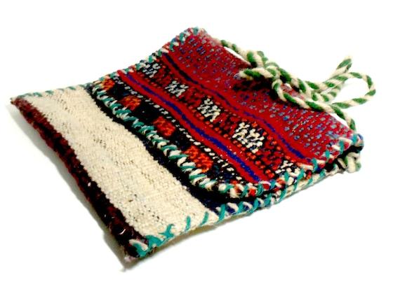 Woven Wool Crossbody Cross body Bag, Tablet Bag, Crossbody Bag for Tablet, Kilim Shoulder Bag, Boho, Wool Bag, Tablet Case