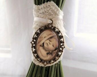 Photo Bouquet Charm