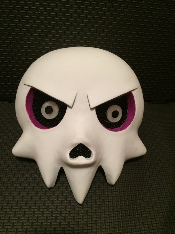 Mystery Skulls LEWIS MASK by KeanCraftWorks on Etsy