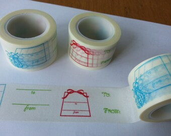 Crazy Sale : Washi / Masking Tape - 30 mm x 10M