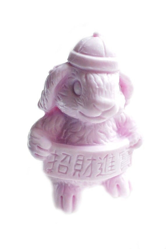 Rabbit Soap - Year of the Rabbit - Rabbit with Hat