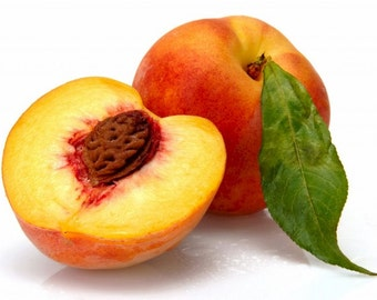 1/2 Ounce Peaches Flavor Oil