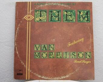 "Them Featuring Van Morrison ""Them Featuring Van Morrison"" vinyl records, 2 LPs"