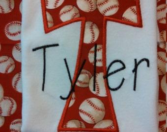 Baseball Name Shirt