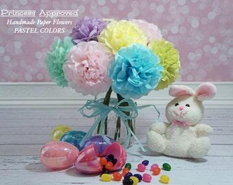 Spring Bouquet-Pastel Colors