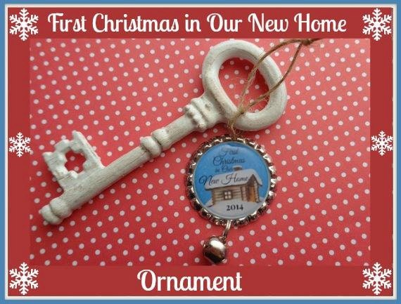 First Christmas in Our New Home Ornament/ by ...