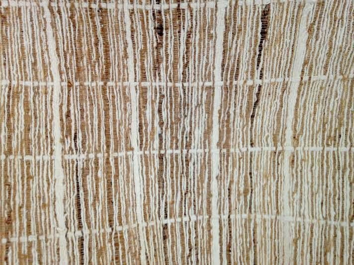 Bamboo look Silk Woven Fabric Width 43 Sold By the Yard Home