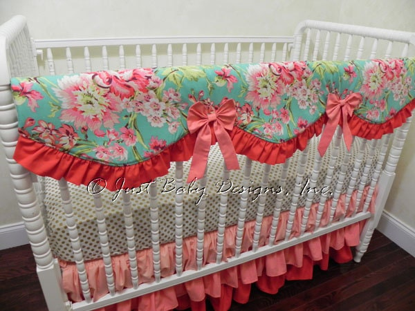 Baby Crib Covers Ritzy Rail Cover Carousel