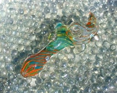 SALE PRICE Hybrid Inside out color changing glass pipe