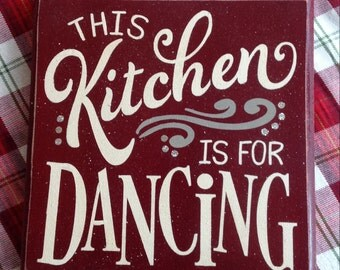 This kitchen is for dancing! kitchen, fun, dancing