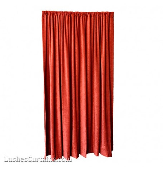 120 Drop Ready Made Curtains 24 Inch Long Curtain Panels