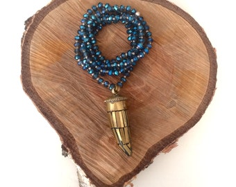 Baham Hand Knotted Necklace