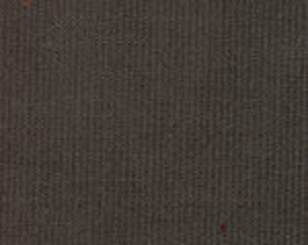 Charcoal Gray Corduroy Fabric Finders Cotton Fabric
