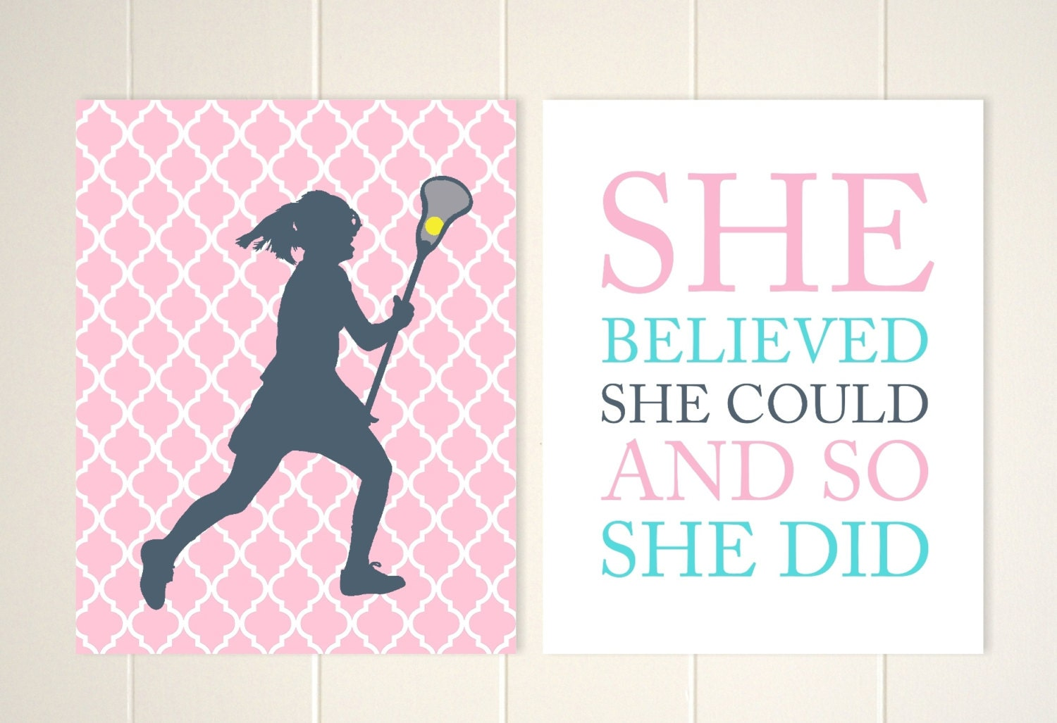 Lacrosse Quotes Lacrosse Wall Art Girls Room Wall Art Lacrosse Room Decor