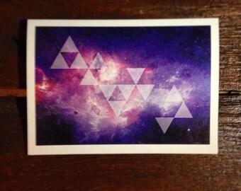 Supernova card