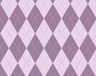 Purple argyle harlequin background pattern 12x12 inch 300 dpi